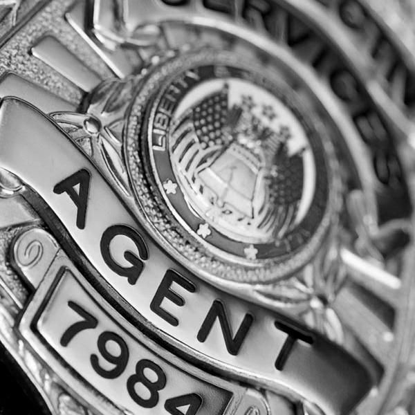 Private Detective Badge