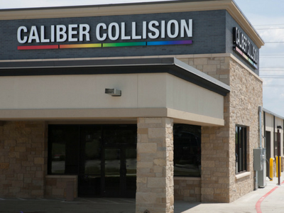 Caliber Collision franchise building